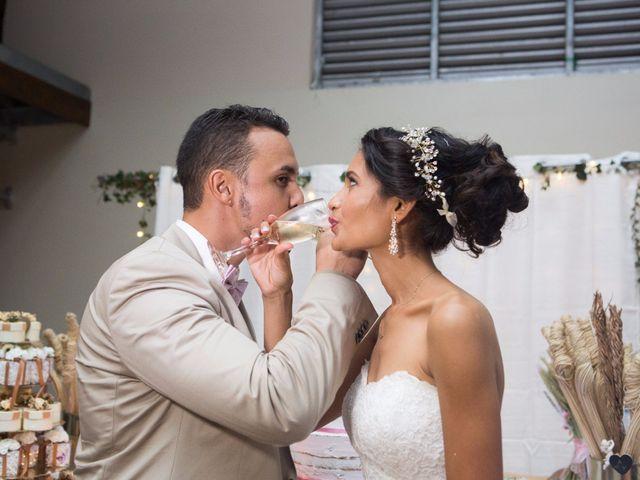Le mariage de Vincent et Audrey à L'Étang-Salé, La Réunion 80