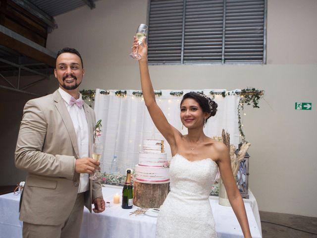Le mariage de Vincent et Audrey à L'Étang-Salé, La Réunion 81
