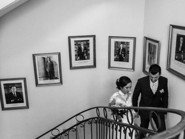 Le mariage de Jimmy et Trinh à Avignon, Vaucluse 2