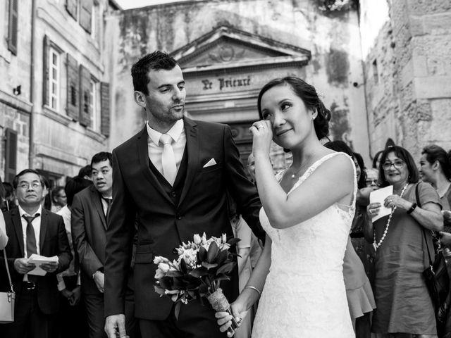 Le mariage de Jimmy et Trinh à Avignon, Vaucluse 6