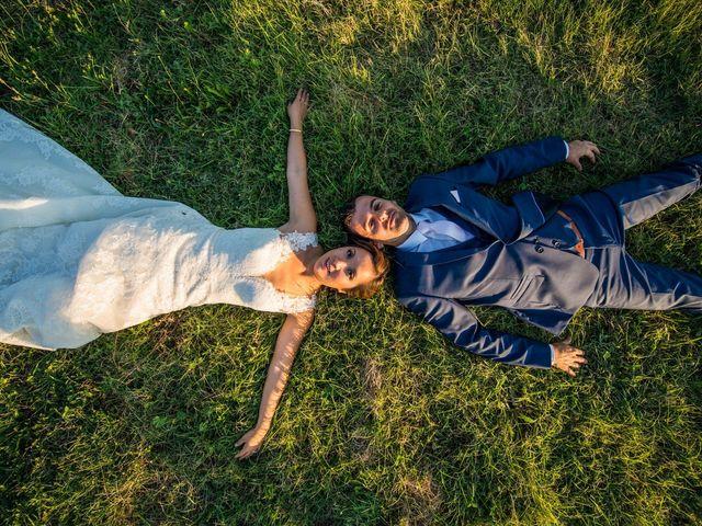 Le mariage de Trinh et Jimmy