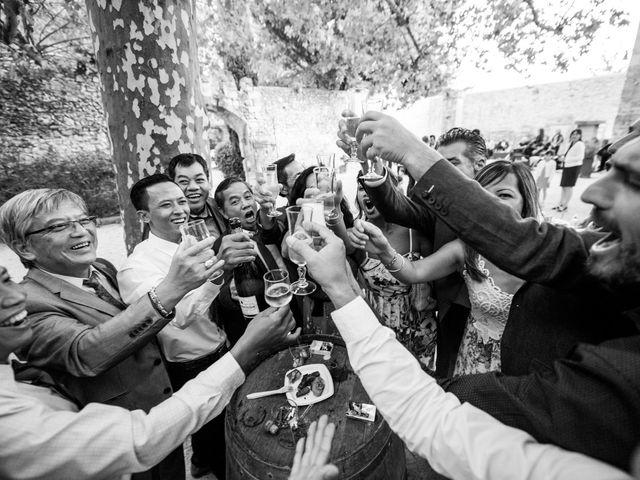Le mariage de Jimmy et Trinh à Avignon, Vaucluse 13