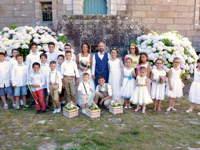 Le mariage de yannick et sandy à Brest, Finistère 37