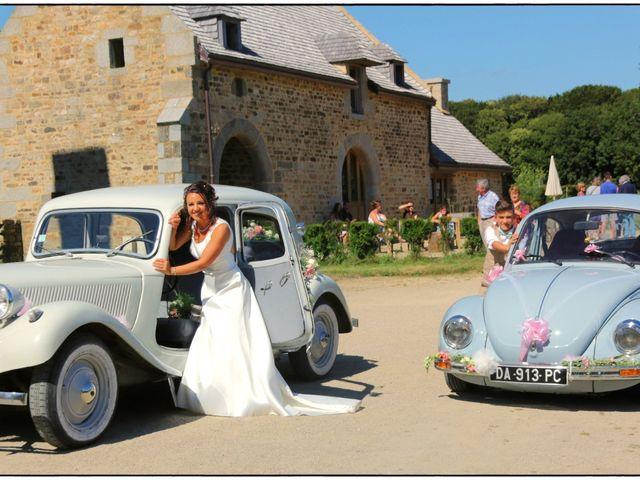 Le mariage de yannick et sandy à Brest, Finistère 1