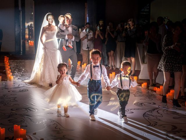 Le mariage de Luo et Carol à Aubervilliers, Seine-Saint-Denis 38