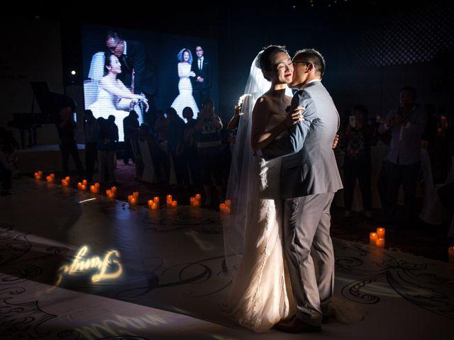 Le mariage de Luo et Carol à Aubervilliers, Seine-Saint-Denis 41