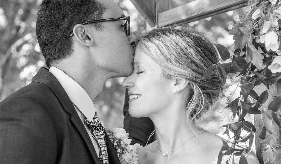 Le mariage de Samed et Adeline à Tabanac, Gironde