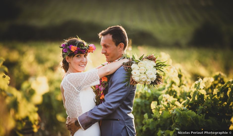 Le mariage de Julien et Roxane à Port-Vendres, Pyrénées-Orientales