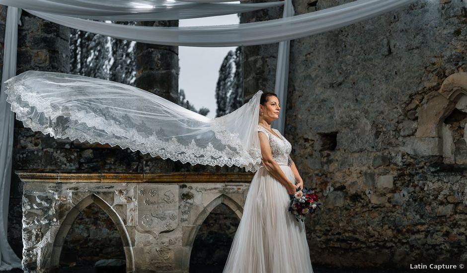 Le mariage de Anthony et Elodie à Fontenay-Trésigny, Seine-et-Marne