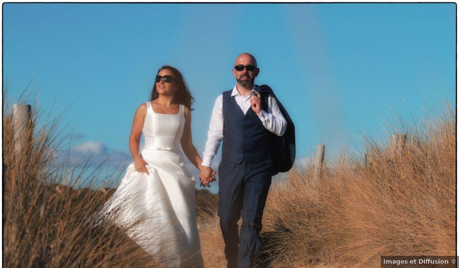 Le mariage de yannick et sandy à Brest, Finistère