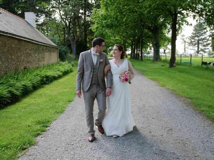 Le mariage de Aude et Grégory