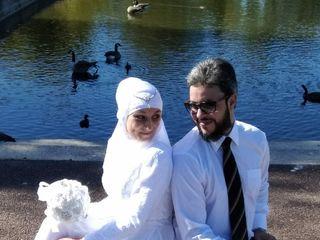 Le mariage de Kathleen et Mohamed 1