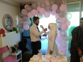 Le mariage de Kathleen et Mohamed