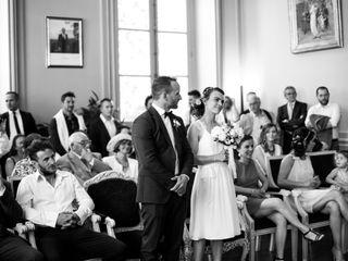 Le mariage de Florence et Fabien 1