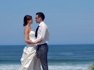 Le mariage de Julien et Floriane