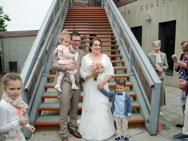 Le mariage de Grégory et Aude à Thouaré-sur-Loire, Loire Atlantique 20