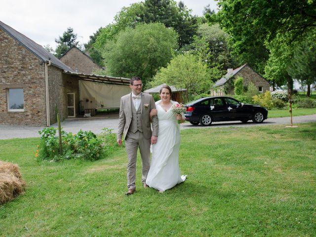 Le mariage de Grégory et Aude à Thouaré-sur-Loire, Loire Atlantique 21