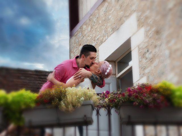 Le mariage de Cyrielle et Zygimantas