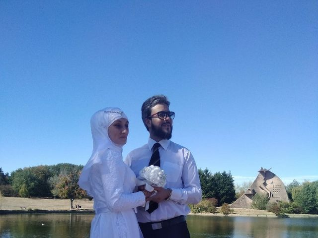 Le mariage de Mohamed et Kathleen à Évry, Essonne 9