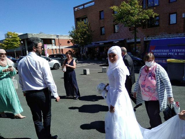 Le mariage de Mohamed et Kathleen à Évry, Essonne 11