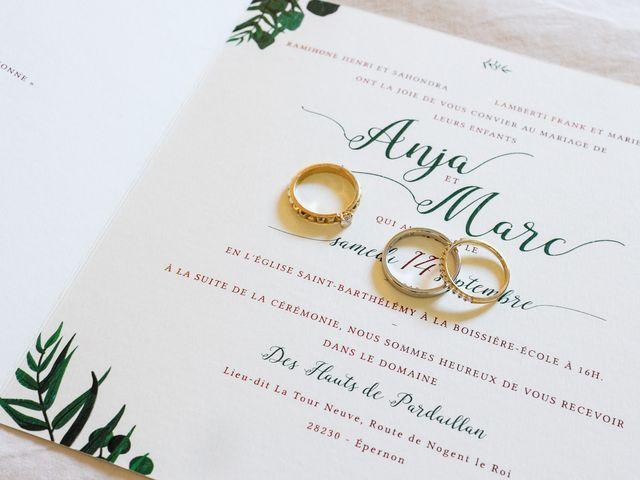 Le mariage de Marc et Anja à Paris, Paris 6