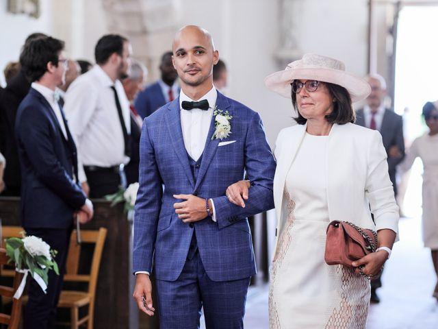 Le mariage de Marc et Anja à Paris, Paris 19