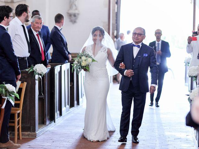 Le mariage de Marc et Anja à Paris, Paris 21