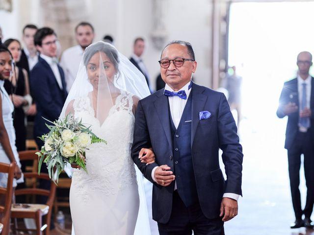 Le mariage de Marc et Anja à Paris, Paris 22