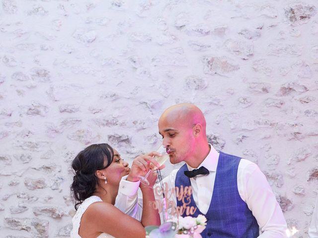 Le mariage de Marc et Anja à Paris, Paris 34
