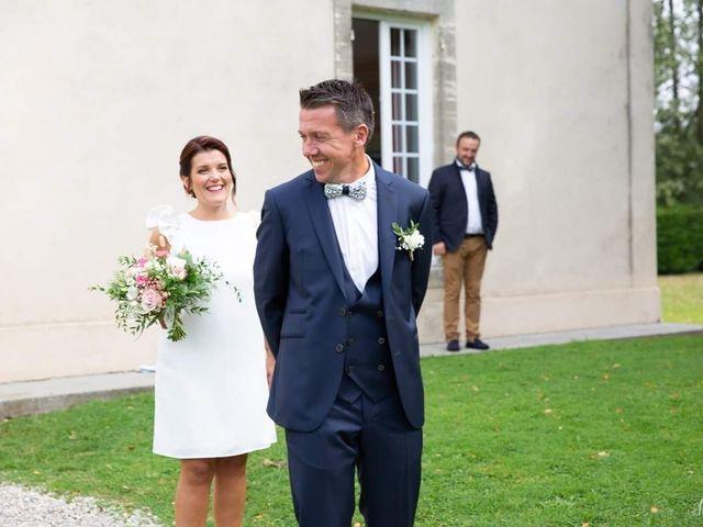Le mariage de Pauline et Arnaud à Sommervieu, Calvados 1