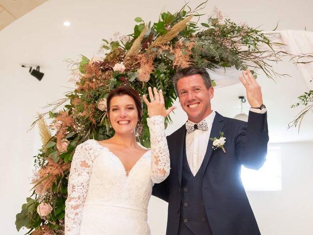 Le mariage de Pauline et Arnaud à Sommervieu, Calvados 4
