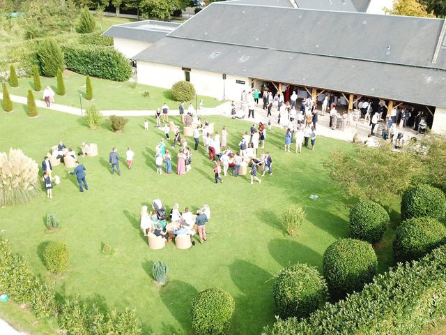 Le mariage de Pauline et Arnaud à Sommervieu, Calvados 5