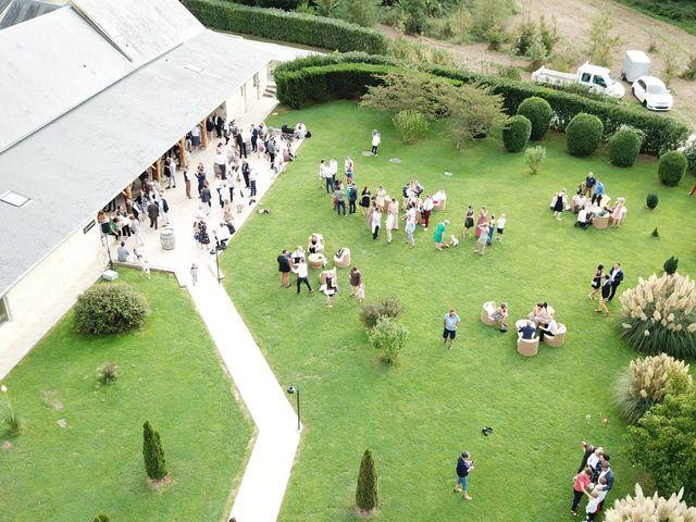 Le mariage de Pauline et Arnaud à Sommervieu, Calvados 6