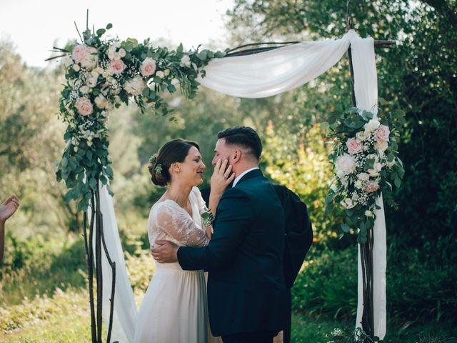 Le mariage de François et Mélanie à Mougins, Alpes-Maritimes 26