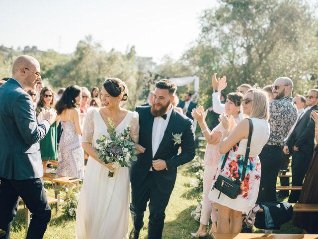 Le mariage de François et Mélanie à Mougins, Alpes-Maritimes 28