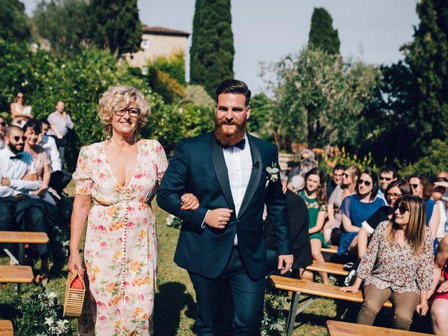 Le mariage de François et Mélanie à Mougins, Alpes-Maritimes 29