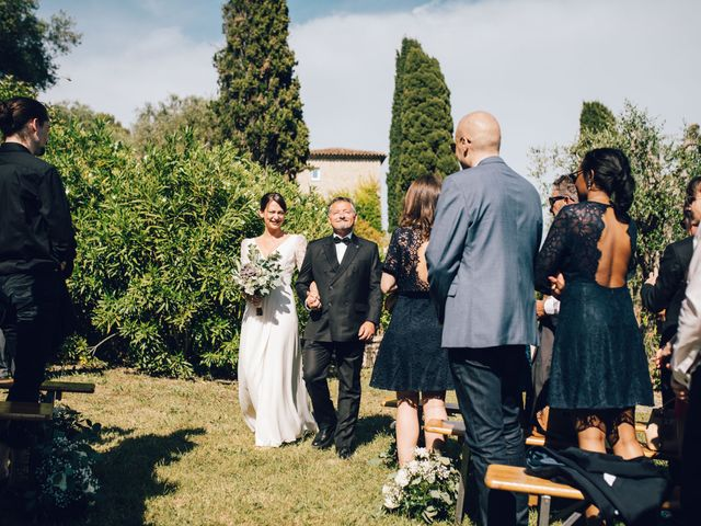 Le mariage de François et Mélanie à Mougins, Alpes-Maritimes 30