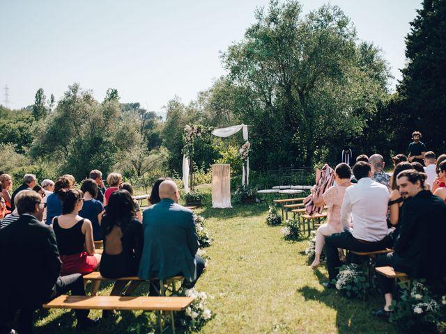 Le mariage de François et Mélanie à Mougins, Alpes-Maritimes 34