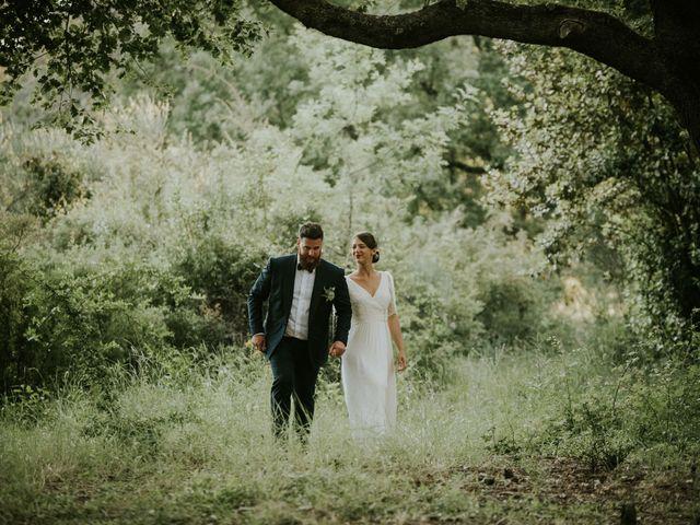 Le mariage de François et Mélanie à Mougins, Alpes-Maritimes 1