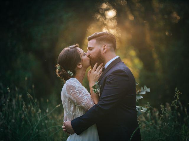 Le mariage de François et Mélanie à Mougins, Alpes-Maritimes 38