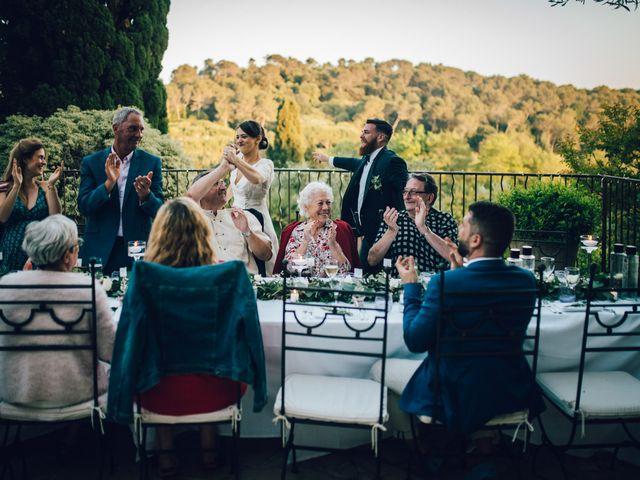 Le mariage de François et Mélanie à Mougins, Alpes-Maritimes 47