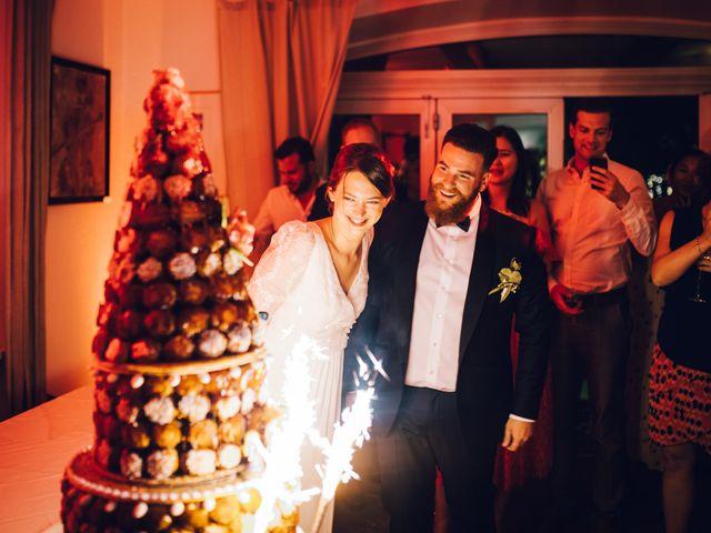 Le mariage de François et Mélanie à Mougins, Alpes-Maritimes 51