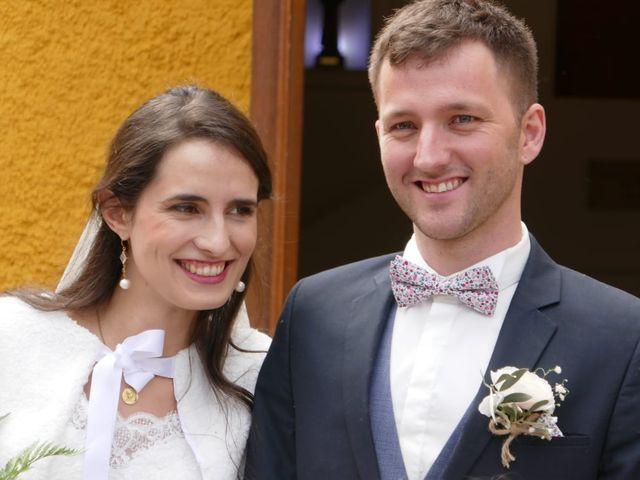 Le mariage de Marie et Augustin à Toulon, Var 2
