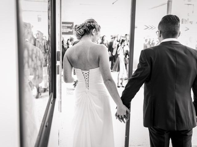 Le mariage de Jordan et Charlène à Doizieux, Loire 2