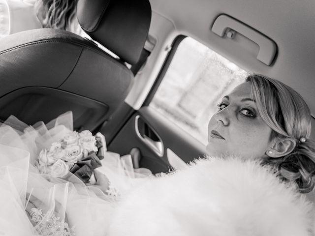 Le mariage de Jordan et Charlène à Doizieux, Loire 12