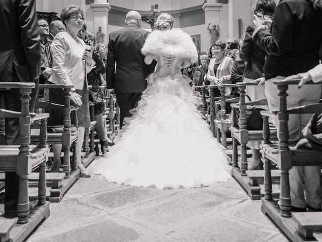 Le mariage de Jordan et Charlène à Doizieux, Loire 14