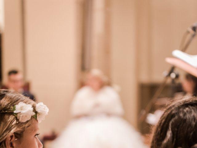 Le mariage de Jordan et Charlène à Doizieux, Loire 18