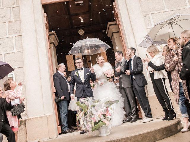 Le mariage de Jordan et Charlène à Doizieux, Loire 22