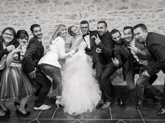 Le mariage de Jordan et Charlène à Doizieux, Loire 24