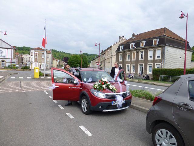 Le mariage de Christophe et Stéfanie à Saulnes, Meurthe-et-Moselle 1